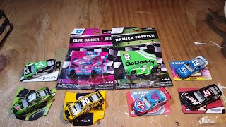WAVE 5 FOUND!!! NASCAR Diecast Unboxing ep.47