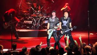ACCEPT - Fast as a Shark live in NYC