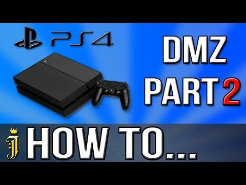 ☑ How to FIX STRICT NAT - PLAYSTATION 4 (PS4) - PART 2 ☑