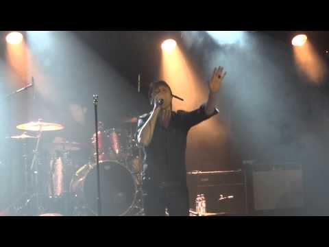 Suede - Barriers - Nottingham Rock City - 28-03-2013 (HD 1080p)