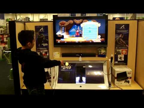 Video Game Shopping with my Son. E-3