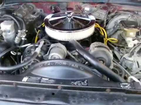4.3L 262 V6 s10 Blazer with new parts.