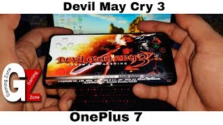 Devil May Cry 3: Dante's Awakening Gameplay in OnePlus 7 | SD 855 | Damon PS2 Pro