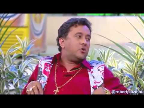 Vídeo muito,muito engraçado,um dos melhores,Paulinho Gogó, não pode peidar,pra chorar de rir.
