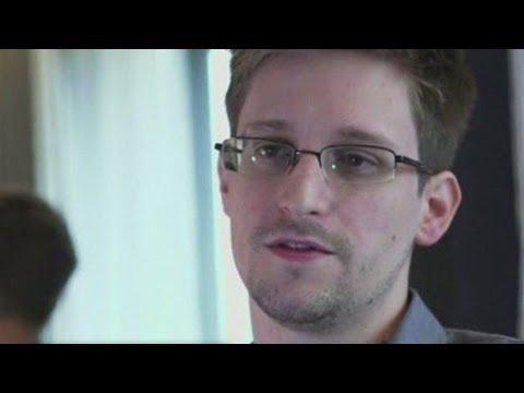 Edward Snowden is NSA info leaker