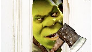 THE SHREKING (The Shining but with Shrek)