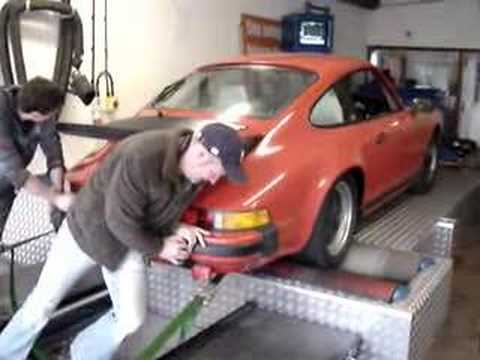 Porsche 911 32 Carrera SSI Headers With MampK 2 In1 Out
