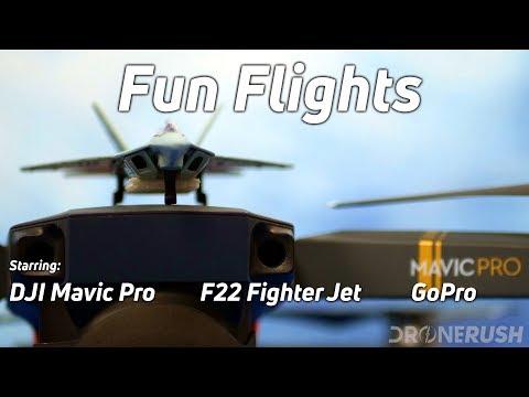 how to take good footage with dji mavic pro