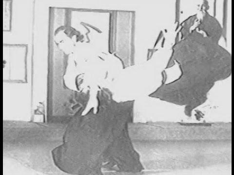 武道 合気道 師範時代のスティーブンセガール