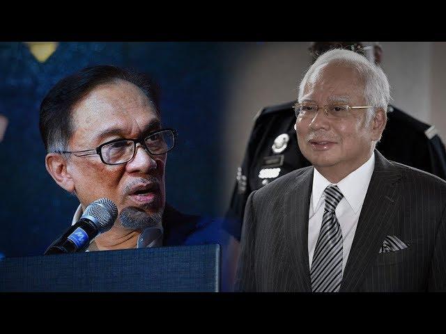 Anwar: Do I forgive Najib?