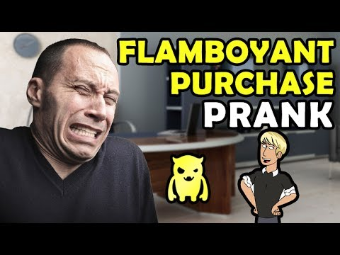 Flamboyant PS4 Purchase Prank – Ownage Pranks