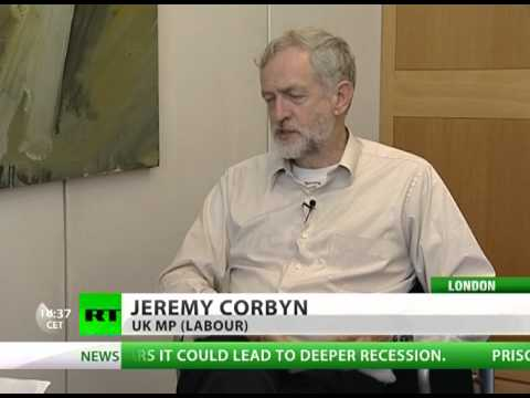 RT talks to rebel politician Jeremy Corbyn from Britain\'s Labour party, about the stalled search for Middle East Peace.  RT LIVE http://rt.com/on-air  Subscribe to RT! http://www.youtube.com/subscription_center?add_user=RussiaToday  Like us on Facebook http://www.facebook.com/RTnews Follow us on Twitter http://twitter.com/RT_com Follow us on Google+ http://plus.google.com/+RT  RT (Russia Today) is a global news network broadcasting from Moscow and Washington studios. RT is the first news channel to break the 500 million YouTube views benchmark.