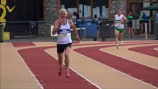 Master Men's 400m at the 2018 Munster T & F Championships...Video by Jerry Walsh