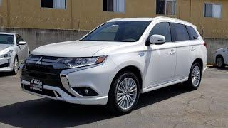 2019 Mitsubishi Outlander PHEV review! Affordable 2019 Outlander PHEV