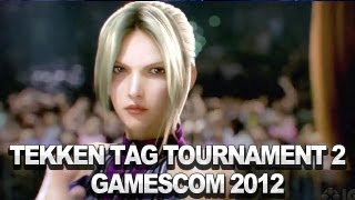 Tekken Tag Tournament 2 Trailer - Gamescom 2012
