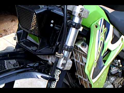 kawasaki KDX200 yamaha big wheel honda atc250r missile fat cat conversion for sale in N.C.