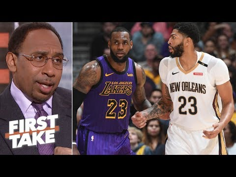 LeBron's injury may deter big-name free agents from joining the Lakers - Stephen A. | First Take
