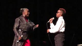 Regina Belle and Daniel Bryan_2018 KD Birthday Celebration