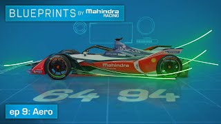 Mahindra Blueprints - aerodynamic secrets of a Formula E car
