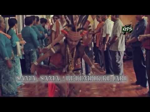 Lagu Iban Gawai 2013 video