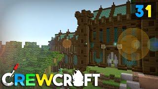 Crewcraft Minecraft Server :: My Castle/Manor/Estate/Mansion! E31