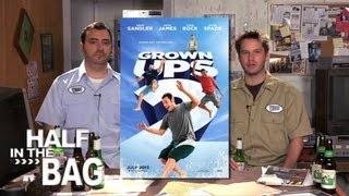 Half in the Bag Episode 57: Grown Ups 2