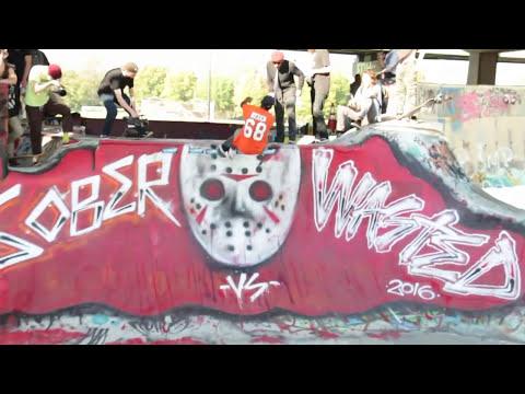 ishod wair fdr skatpark raw footage