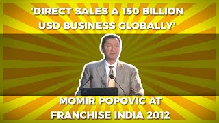 Direct sales a 150 billion USD business