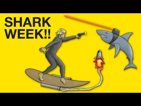 Want to know what Shark Week is about? I ll tell you!
