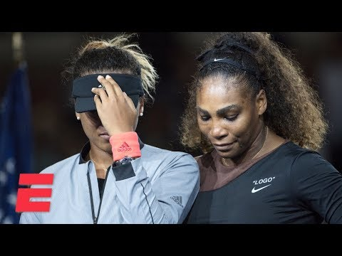 [FULL] 2018 US Open trophy ceremony with Serena Williams and Naomi Osaka | ESPN (09月09日 14:45 / 33 users)
