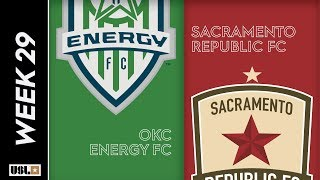 OKC Energy FC vs. Sacramento Republic FC September 22, 2019