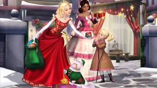 Barbie in a Christmas - Joy to the World