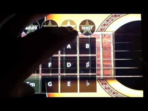 Wonderwall - WI Guitar on iPad & iPhone