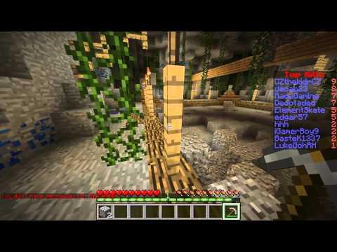 Minecraft pe un server   w/ Bercea,Oni,   Facem treaba   Ep #4