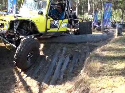 Team OPW on Frame Twister - Tuff Truck Challenge 2009 TTC09