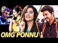 OMG Ponnu Recording With A R Rahman Jonita Gandhi Interview Sarkar Vijay S Thalapathy 62 mp3