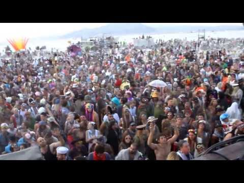 Damian Lazarus @ ROBOT HEART Burning Man 2013