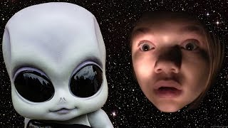 ALIEN BABY MUST GO!