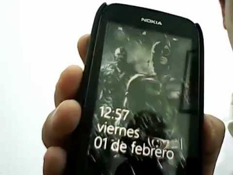 Windows Phone 7.8 En Nokia Lumia 610 Telcel Mexico