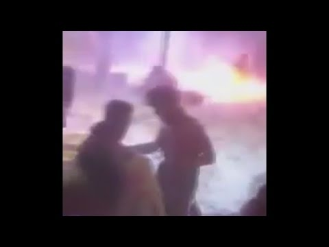 An explosion in a park in Taiwan   27.06.2015