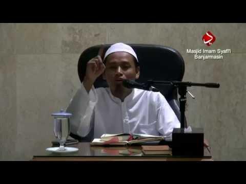 Syarah Arba'in An-Nawawi Hadits Ke-24 - 26 - Ustadz Mukhlis Biridha