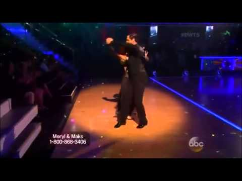 Meryl & Maks Love Runs Out