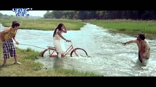 KISSIING SCENES || Dinesh Lal || Kajal Raghwani || Latest Bhojpuri Movie SCENES