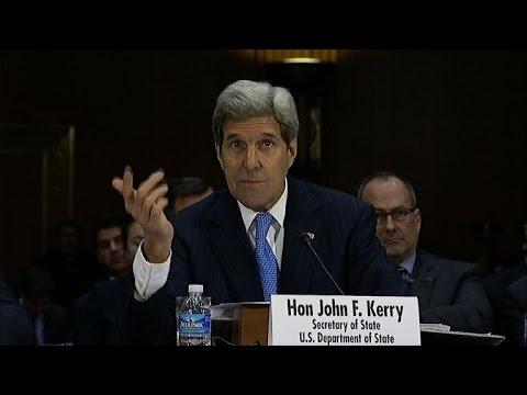US blacklists Ukraine separatists, Crimea bank