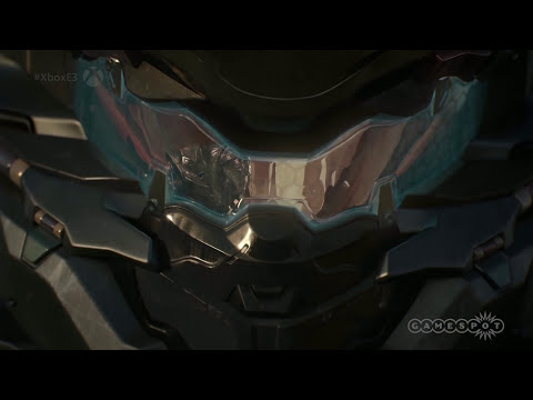 E3 2014 - Halo: The Master Chief Collection Trailer at Microsoft Press Conference