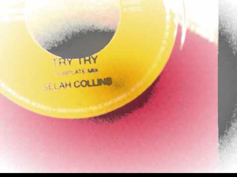 Mikey Murka - We Try + Selah Collins - Try Try + extended dub