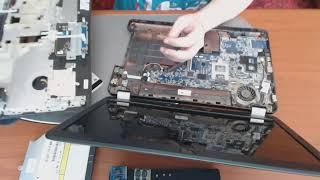 Disassembly HP Compaq Presario CQ56 110ES XM659EA HSTNN Q67C