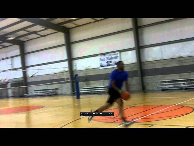 Basketbal Dribbling Drills on The Move