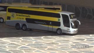 Miniatura de ônibus controle remoto - Video 3