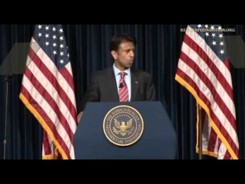 Bobby Jindal Explains the Silent War Against Religious Liberty